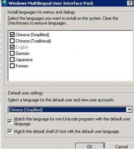 Burst Windows VPS 安装中文语言图1
