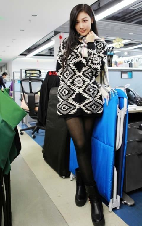 2012互联网公司的娘们TOP10